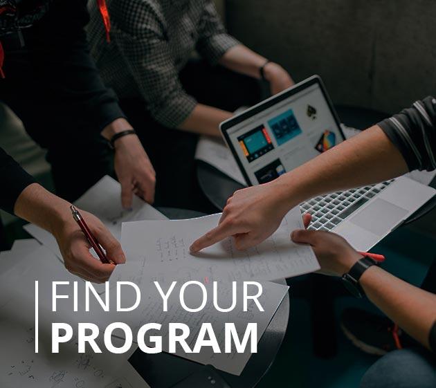 Find Your Program