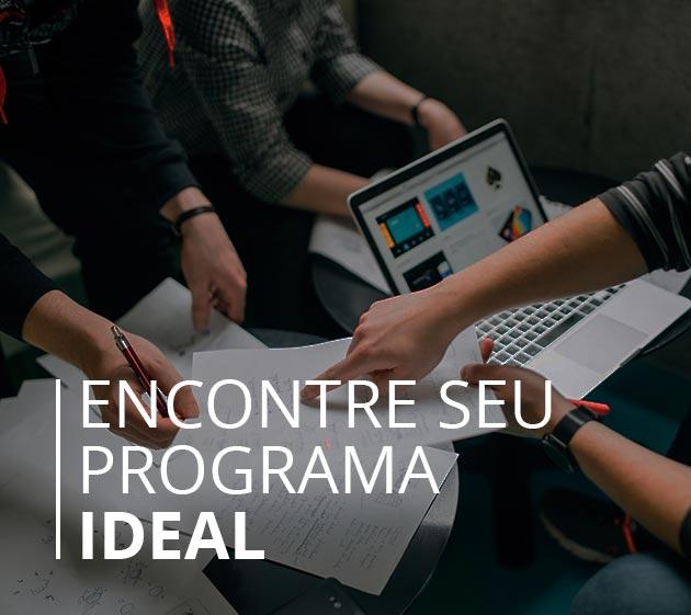 Encontre seu Programa Ideal